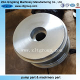 Investment Casting Stainless Steel Goulds 3196 Pump Cover