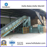 Automatic Hydraulic Baler Pressing Machine with CE