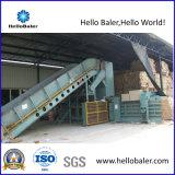 Automatic Hydraulic Baler Pressing Machine with CE