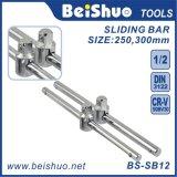 300mm 1/2-Inch Drive Sliding T Bar Socket Wrench Spanner