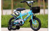 4 Wheel Children Bicycle, 12 Inch Mini Children Bicycle,