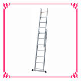 2 Section Aluminum Extension Ladder /Domestic Ladder