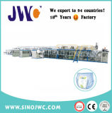 Pet Diaper and Baby Diaper Production Machine Price Ce Approved