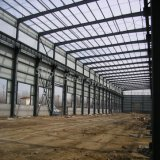 Large Span Steel Structure Production Workshop for Sale