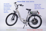 2015 ′ ′ 36V 500W Leisure Electric Bicycle for Women