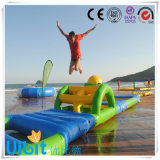 Cocowater Design Inflatable Water Game Bridge LG8005