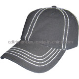 Special Thick Stitching Cotton Canvas Sport Baseball Cap (TMB00002-1)