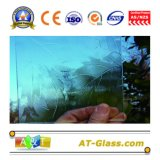 3-8mm Patterned Glass Used for Building Glass Windows Bathroom
