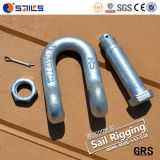 Us Type Hot Dipped Galvanized Lifting Chain G2150 Shackle