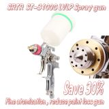 St-3100g Gravity Lvlp 1.4mm Caliber Senior Automotive Paint Spray Guns Technology Environmentally Friendly Spray Guns