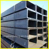 En Standard Upn100 12meter Length U Channel Steel Bar