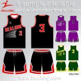 Healong Team Club Sportswear Sublimation Basketball Jersey