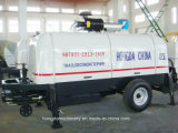 Hongda Group Trailer Concrete Pump with Boom