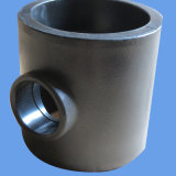 HDPE Butt Fusion Reducer Tee for Water Supply
