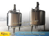 Stainless Steel Mixing Tanks and Blending Tanks
