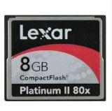 Lexar 8GB 80X Speed CF Card 8GB Compact Flash Card