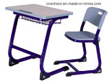 School Furniture Moulding MDF Student Desk and Chair Set