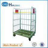 Galvanized Transportation Metal Roll Cage