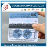 PVC Plastic Eco-Friendly Magnetic Stripe Card for Management
