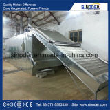 Mesh Belt Conveyor Dryer for Vegetable and Fruit