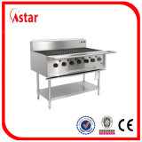Freestanding Smokeless Charcoal Grill for Restaurant Garden Outdoor Heavy Duty BBQ Grill
