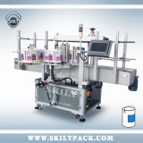 Full Automatic Big Drums Wrap Sticker Labeling Machine