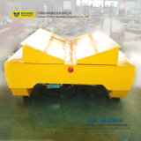 Cable Drum Powered Electrical Coil Transfer Trailer Vehicle