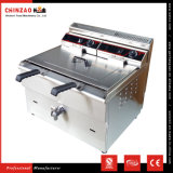 New Commercial Gas Fryer GZL-34B1