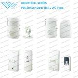 Intelligent AC Type PIR Automatic Remote Control Motion Sensor Electric Doorbell