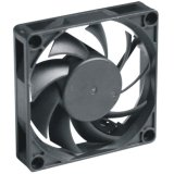 Cooling Ventilation Plastic Blades DC Axial Fan (SF7015)