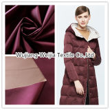 190t Twill Polyester Pongee for Lining/ Garment