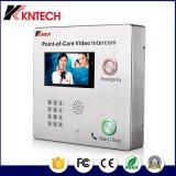 SUS316 Video Doorphone Two-Way TFT Screen VoIP Video Intercom