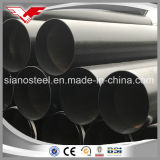 Large Diameter Ms Pipe ERW Steel Pipe ASTM A53 Grade B Schedule 40 (SCH40) /Schedule 80 (SCH80) Steel Pipe Black Welded Pipe for Water Pipe/Gas Pipe