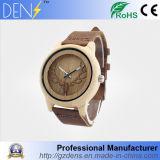 Bobo Bird Mens Wooden Watch Woody Bamboo Quartz Watches