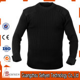 Military Pullover Men Heavy Knit Army Wool Sweater Jersey