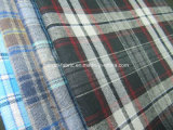 Cotton Yarn Dyed Flannel Check Fabric for Shirt-Lz6689