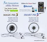 E-Bike Motor Wheel with Magic Pie and Smart Pie 5 Motor