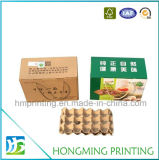 Full Color Printed Heavy Duty Quail Eggs Boxes