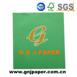 Green Color Kid Arts Use Card Paper for Sale