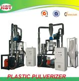 Plastic HDPE LDPE PVC Pulverizer Machine