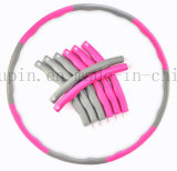 OEM High Quality Plastic Foam PE Detachable Hula Hoop