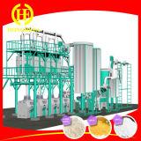 Africa 50t Per Day Maize Flour Mill Equipment