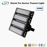 Hi-Power 200W LED Tunnel Flood Light Stack Fin Series