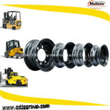 7.50-20, 8.00-20, 8.50-20, 9.00-20 Forklift Steel Rim/ Wheels