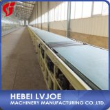 Chemical Gypsum Wall Producing Process and Devices From Lvjoe Machinery