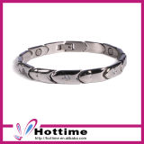 Allergy Free Never Fade Stainless Steel Bracelet (CP-JS-BL-180)