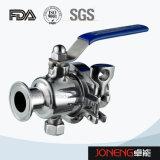Stainless Steel Sanitary Non Retaining Ball Valve (JN-BLV2001)