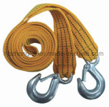 Winch Straps with Flat Hook for Auto/Winch