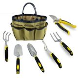 7PC High Quality Garden Tool Set with Bag