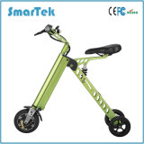 Smartek Easy Carry Lightweight Folding Electric Patinete Electrico Bike 250W with LCD/ LED Display S-018-1